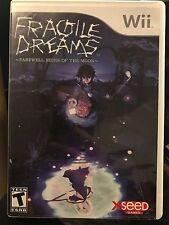 Fragile Dreams - Farewell Ruins of the Moon Nintendo Wii