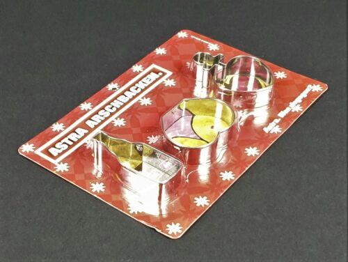Astra Bier Arschbacken 3er Set Ausstechformen Backformen Küche Kekse 779
