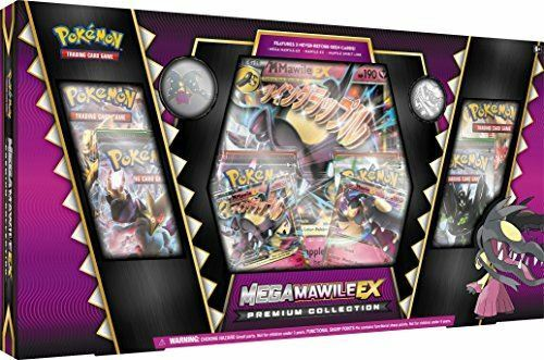 Mega Mawile-EX Premium Collection Card Game TCG