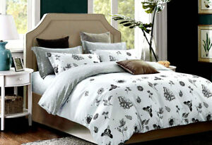 M325-Duvet-Doona-Quilt-Cover-Set-Queen-King-Super-King-Size-Bed-New