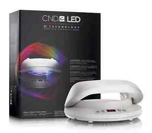 CND-LED-LIGHT-Lamp-Professional-Shellac-Nail-Dryer-3C-110-240V-36W-US-plug