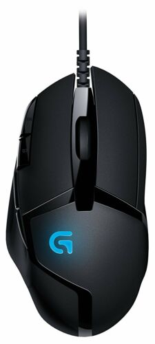 Logitech G402 Hyperion Fury FPS Gaming Mouse High with Speed Fusion Engine