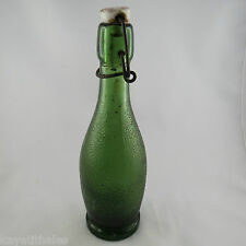 "Ancienne Bouteille LIMONADE SODA COURLANG ""La Régionale"" antique french bottle"