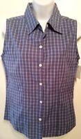 Arizona Jean Co Company Shirt Top Size M