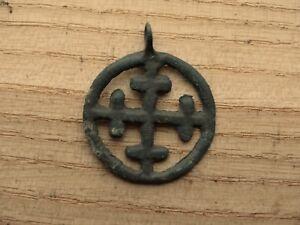 The Cheapest Price Excellent Viking Age Pendant Cross Kievan Rus Viking. C 10-11 Ad