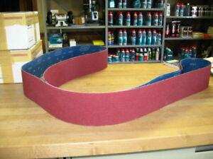4x132 Quot R981 40 Grit Norton Abrasive Belts Ebay
