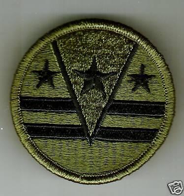 ACU PATCH 81st ARCOM