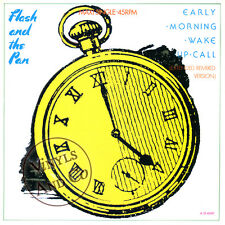 """FLASH AND THE PAN - Early Morning Wake Up Call [Extended 8'25] MAXI 45 TOURS 12"""""""