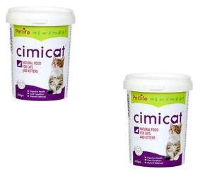 Cimicat 250g Cat Kitten Milk Powder Feeding New Born Kittens Cats Ebay