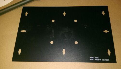 Post Sign /& Board Set Ex MOD British Army // \ Directional Arrow Kit