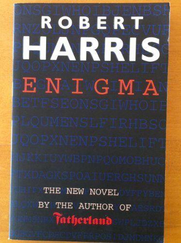 Enigma By Robert Harris. 9780091801465