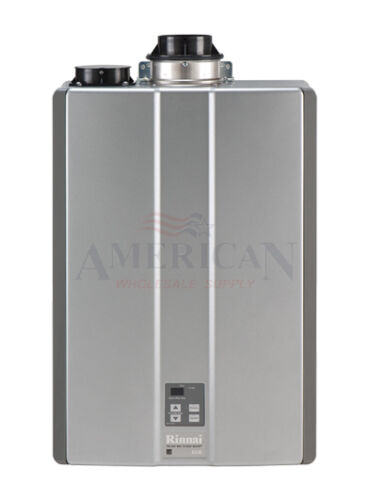 Tankless water heaters ebay rinnai ruc98in interior natural gas condensing tankless water heater fandeluxe Image collections