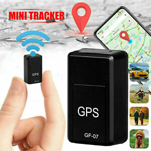 Magnetic GF07 Mini GPS Real Time Car Locator Tracker GSM//GPRS Tracking Device US