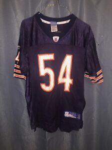 in stock 565eb 681a9 Details about Chicago Bears Reebok BRIAN URLACHER NFL Jersey YOUTH KIDS  BOYS (L-LARGE)