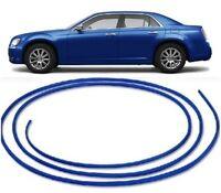 4mm Blue Trim Molding Strip Interior Car Styling Decoration - Universal Trim