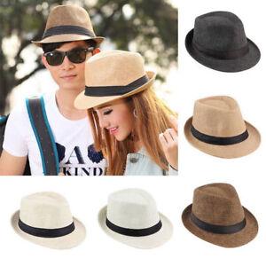0afb3c9321c Panama Hat Straw Hat Trilby Garden Hat Summer Hat Beach Hat Women ...