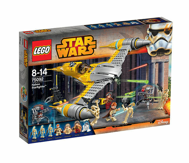 LEGO Star Wars Naboo Starfighter (75092)