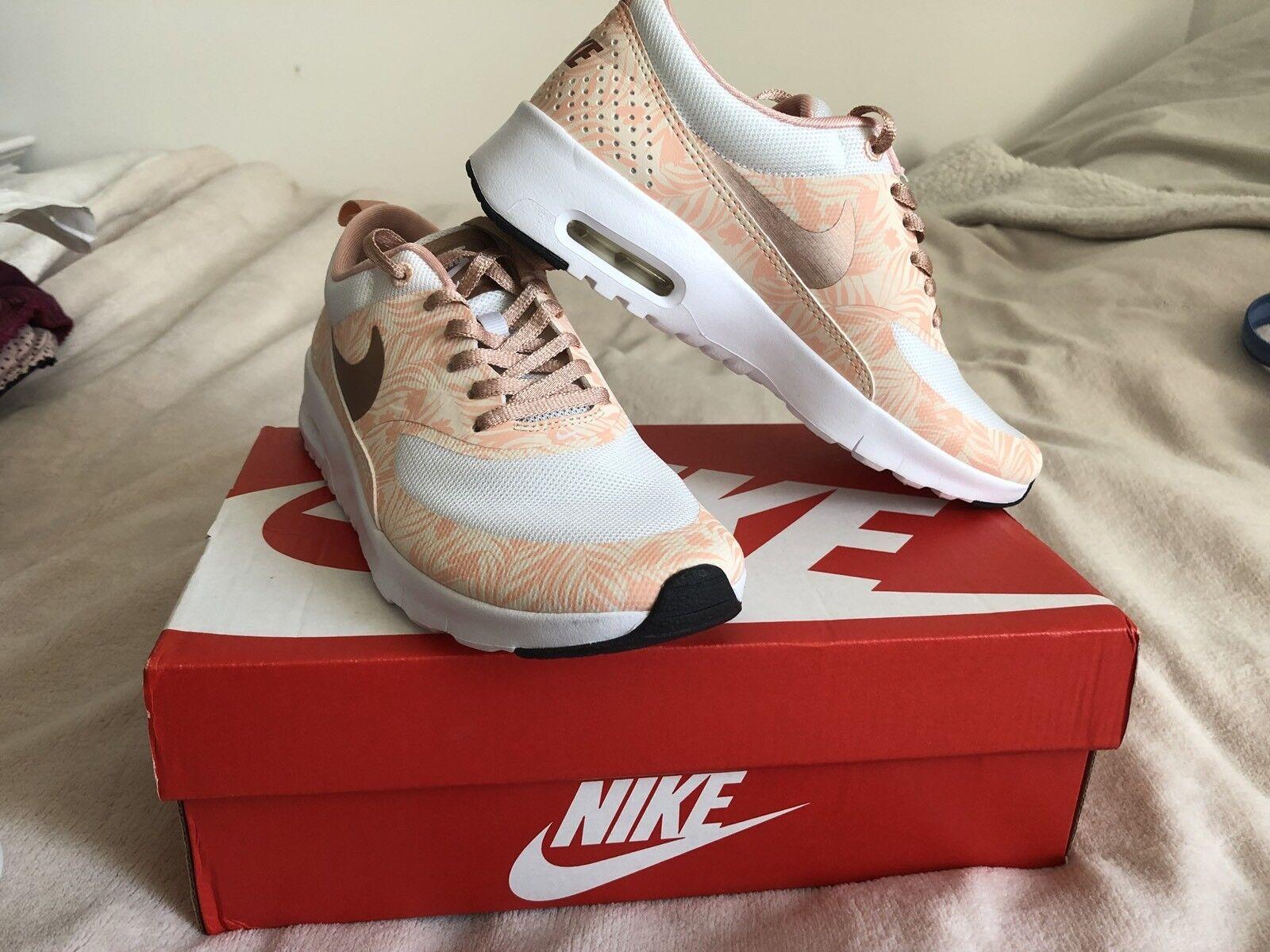 Nike Air Max Thea  4.5 UK 5Y