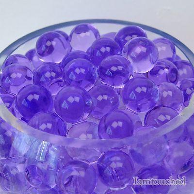 2750PC Water Plant Flower Crystal Mud Pearls Gel Beads Ball Wedding Decor Favors
