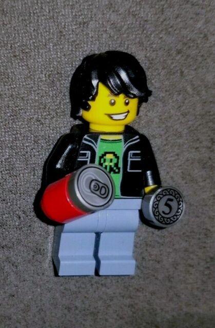 6x LEGO 98286 Cerniera con foro 2x4 Grigio chiaro4646513