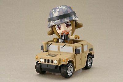Nendoroid 196 Desert Army-san Figure Good Smile Company for sale online |  eBay