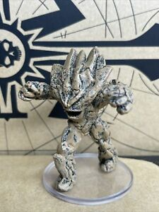 Fangs and Talons earth elemental #26 Icons of the Realms D/&D miniature