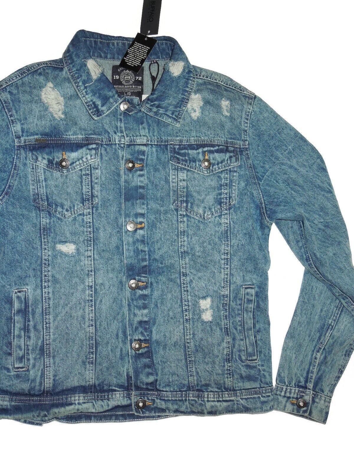 Buffalo David Bitton Mens Jean Jeans