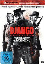 DJANGO UNCHAINED (Jamie Foxx, Christoph Waltz, Leonardo DiCaprio) NEU+OVP