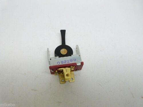 Auto Temp H740 HVAC Blower Control Switch