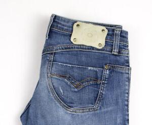 Replay Damen Keytee Stretch Slim Jeans Größe W29 L30 AOZ193