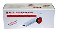 Infrared Heating Device Stimulates Natural body Energy