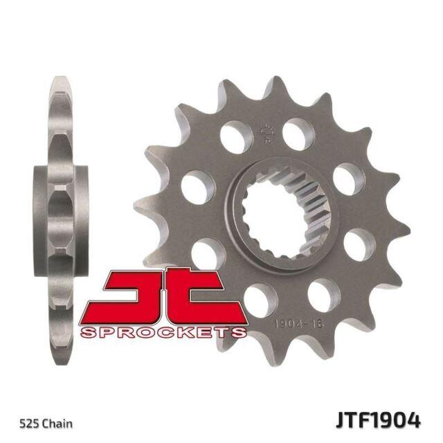 d'avant pignon JTF1904.16 pour KTM 990 Superduke R 2012-2013