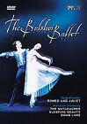 The Bolshoi Ballet (DVD, 2007, 4-Disc Set, Box Set)