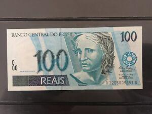 Image Is Loading Brazil C327 100 Reais Ricupero Malan Com Deus