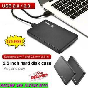 2-5-Inch-HDD-SSD-Case-Sata-to-USB-3-0-2-0-Hard-Drive-Enclosure-5Gbp-Box-Best