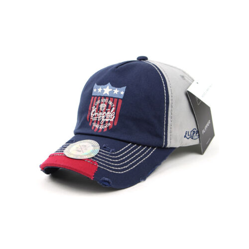Flipper Schild Herren Damen Basecap Mützen Baseball Cap Kappe Ripped Trucker Hut