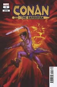 Conan-The-Barbarian-1-Fagan-Variant-Marvel-Comic-Unread-2019-1st-Print-NM