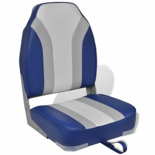 Sedile per Barca Ribaltabile con Schienale Alto E4K0