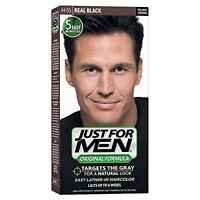 Just For Men Hair Color H-55 Real Black 1 Each on sale