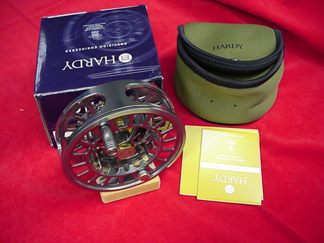 Hardy Reel Modelo Ultralight 10000 disco Arrastre Reel    9 10 11 línea Gran Nuevo 2bb021