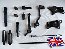 Harley Davidson XL Sportster Forward Controls 91-03 BLACK UK STOCK