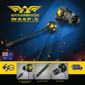 Gaming-3-5mm-Earphone-with-Microphone-for-PC-Mobile-phone-Armaggeddon-WASP-5