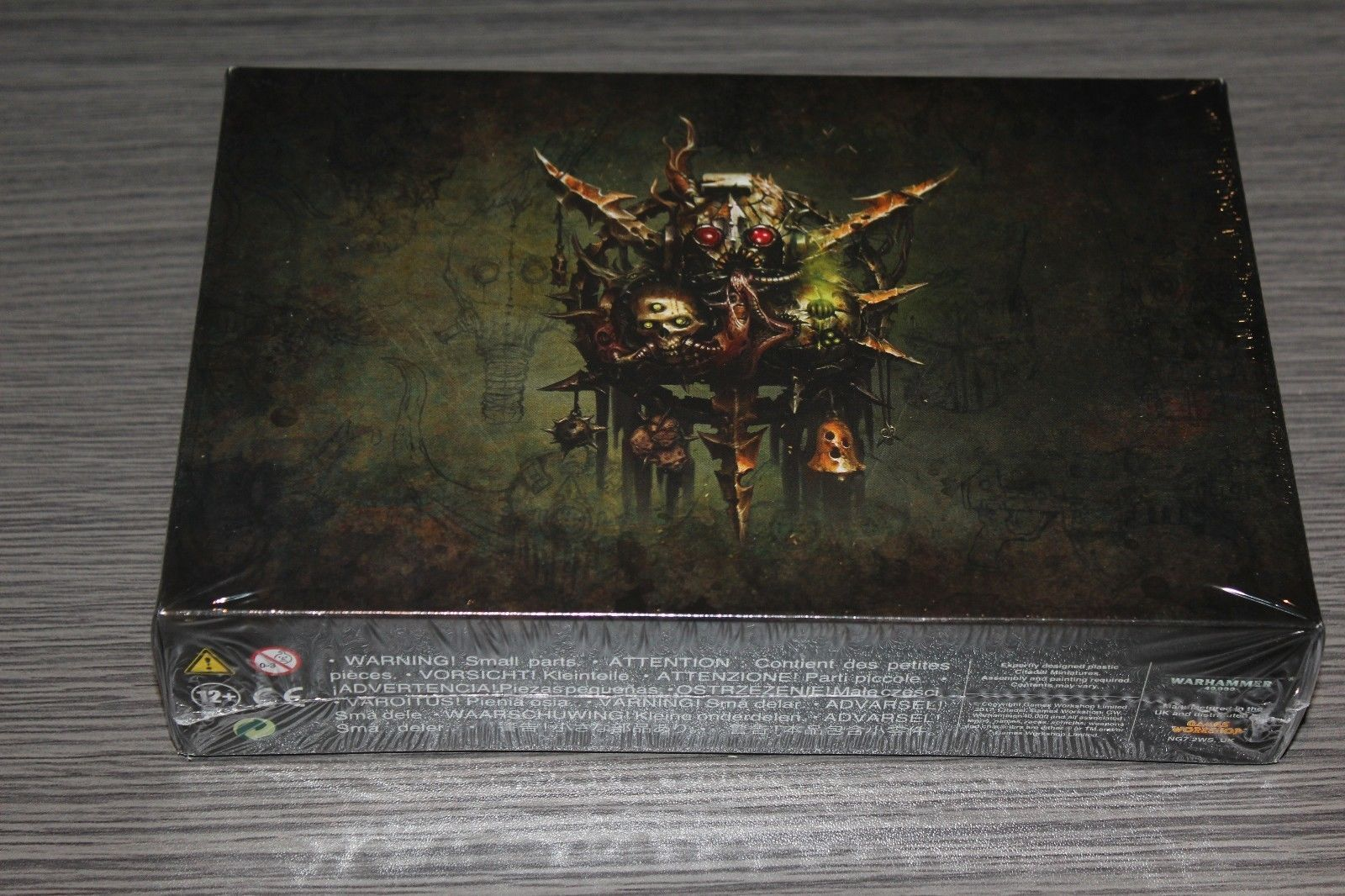Games Workshop Warhammer 40k Death Guard The Plague Brethren New Sealed OOP BNIB