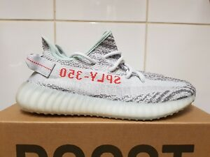 1837a0b47ec Adidas Yeezy Boost 350 V2 Blue Tint UK 7.5 US 8 EU 41 1 3 B37571