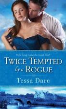 Twice Tempted by a Rogue by Tessa Dare (2010, Paperback)