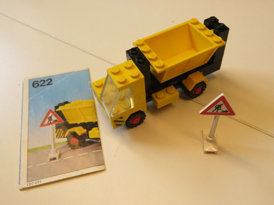 Lego andet, 622