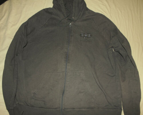 Dead Can Dance 2005 tour zip-up hoodie XL Lisa Ger