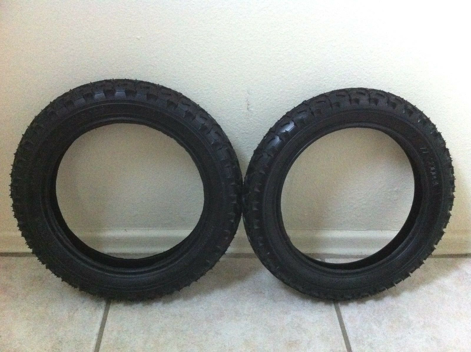 BICYCLE 2-TIRES 2-TUBES 12  x 2.125 BMX CRUSIER LOWRIDER BIKES MTB CYCLING NEW