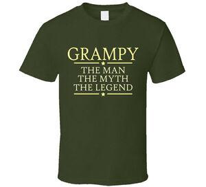 Image Is Loading Grampy The Man Myth Legend T