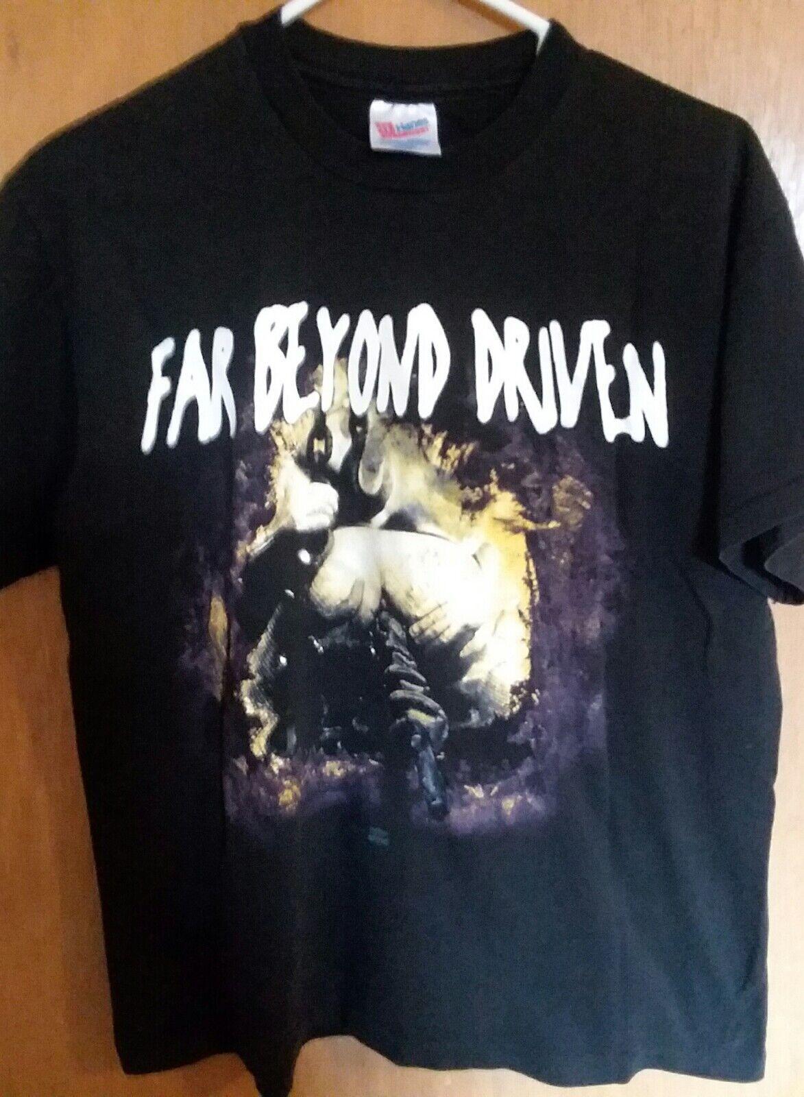 Rare   PANTERA T Shirt Tour Concert 94 BANNED